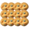 NoxBox of 12 small Cookie con Candy Cookies
