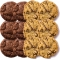 NoxBox - Chocolate Lovers NoxMix of 12 small cookies
