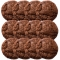 NoxBox of 12 small Quattro Cioccolato Cookies