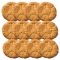 NoxBox of 12 small Snickerdoodle cookies